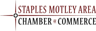 Staples Motley Area Chamber of Commerce Logo