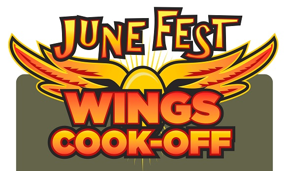 Motley MN's 2017 Wings Cook Off logo